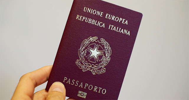 Italian citizenship